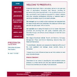Prestantia Recruitment